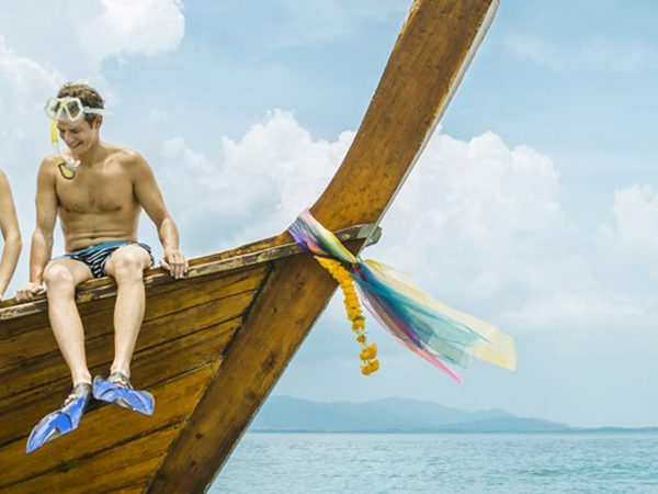 COMO Point Yamu khai islands snorkeling trip