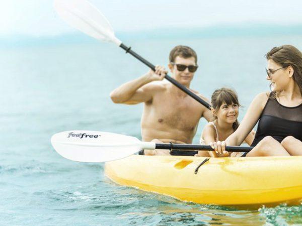 COMO Point Yamu water activities