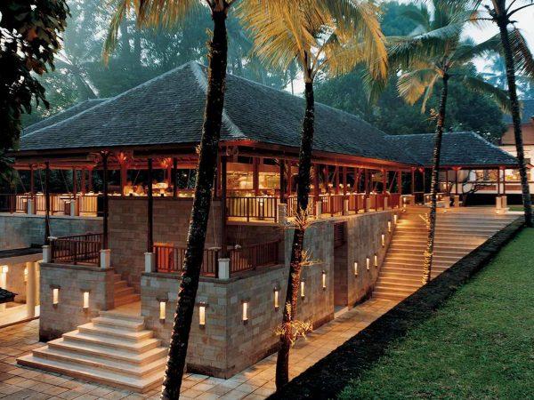 COMO Shambhala Estate Glow Restaurant