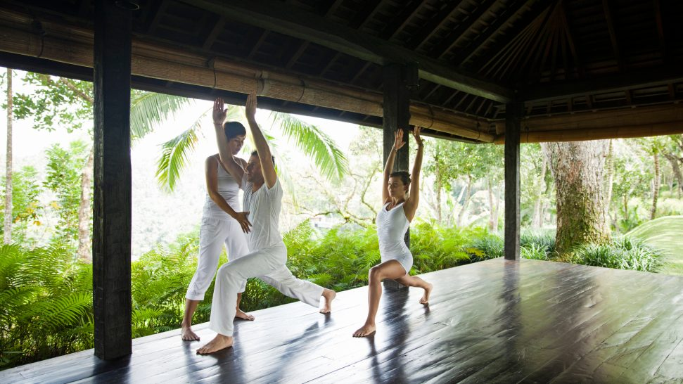 COMO Shambhala Estate Wellness Programmes