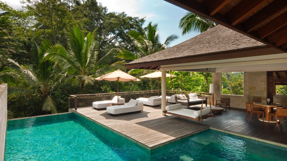 COMO Shambhala Suites Two Bedroom Retreat Pool Villas