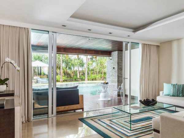 COMO Uma Canggu one bedroom lagoon pool residences View