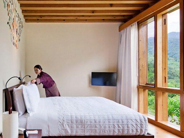 COMO Uma Punakha One Bedroom Villa