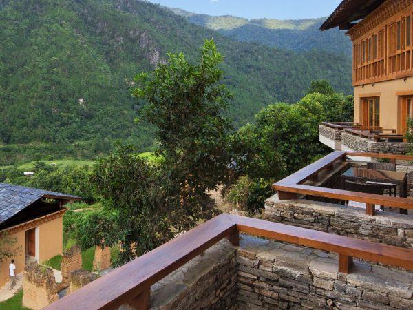 COMO Uma Punakha Valley View Rooms