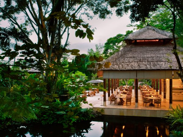 COMO Uma Ubud Events Spaces
