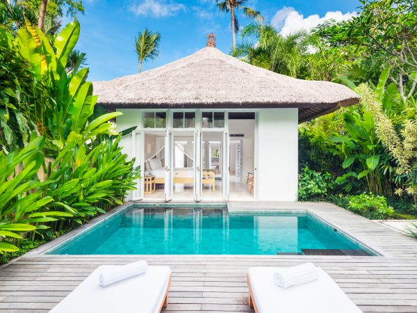 COMO Uma Ubud Garden Pool Villa