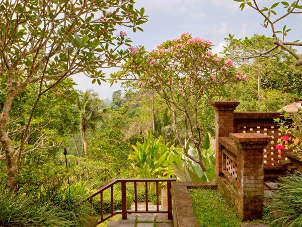 COMO Uma Ubud Landscape