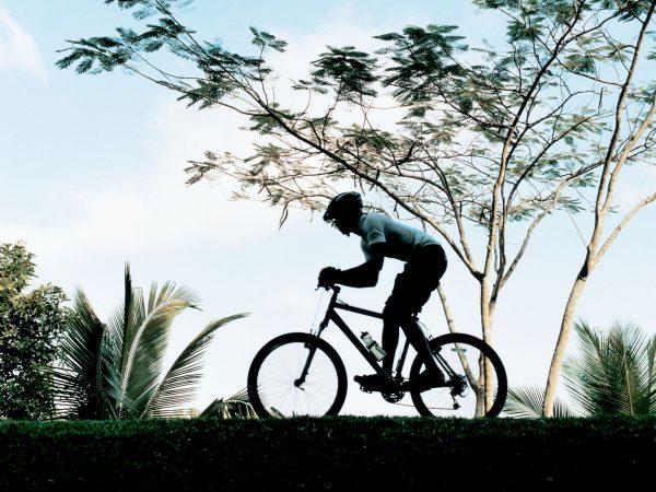 COMO Uma Ubud Mountain Biking