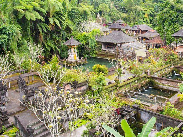 COMO Uma Ubud Sebatu village