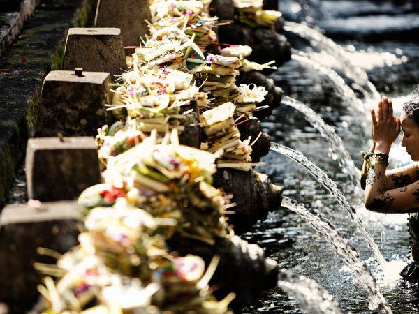 COMO Uma Ubud Water Purification