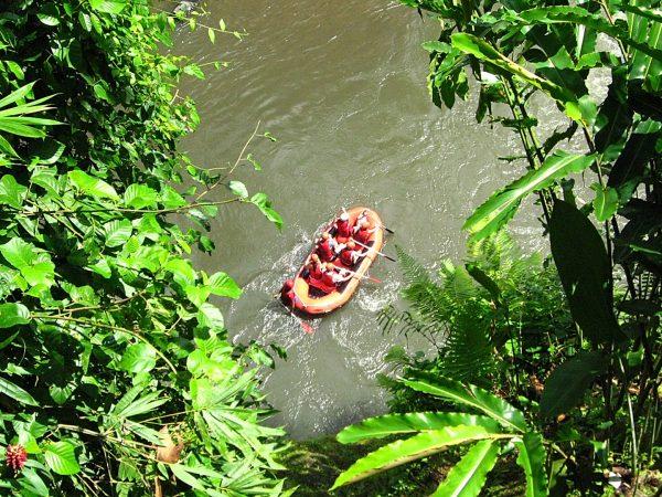 COMO Uma Ubud Water Rafting