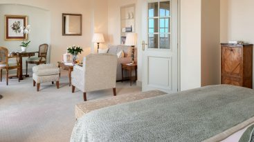 Chateau Saint Martin Deluxe Junior Suite