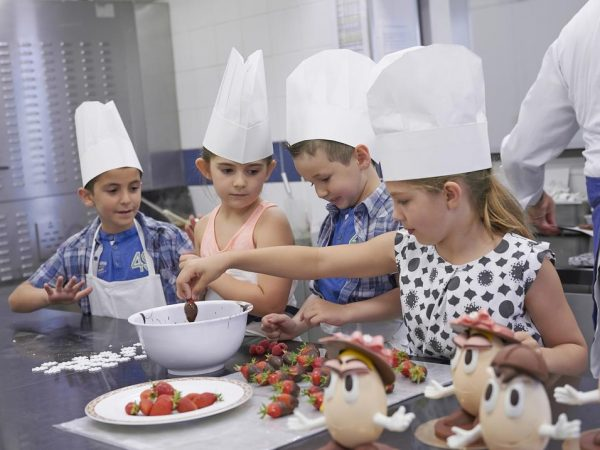 Chateau Saint Martin Kids Cooking