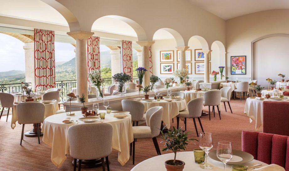 Chateau Saint Martin Restaurant