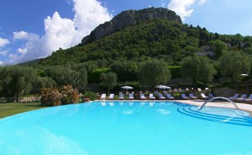 Chateau Saint Martin and Spa pool