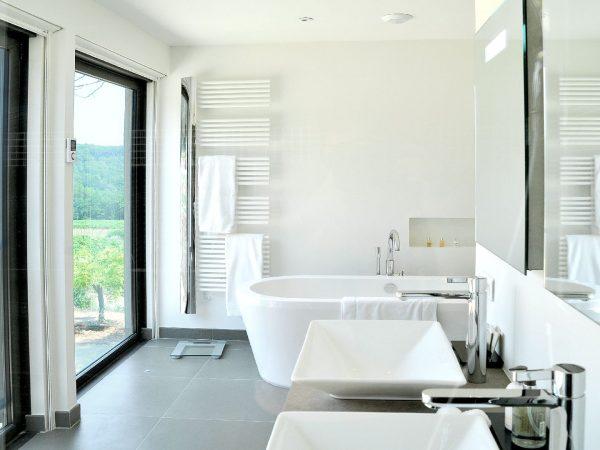 Chateau de Berne Bathroom