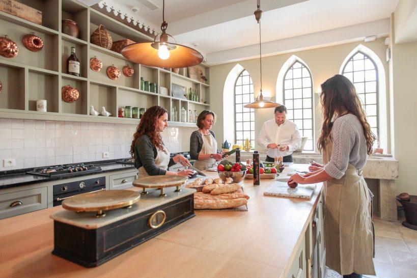 Chateau de Berne Cooking Class