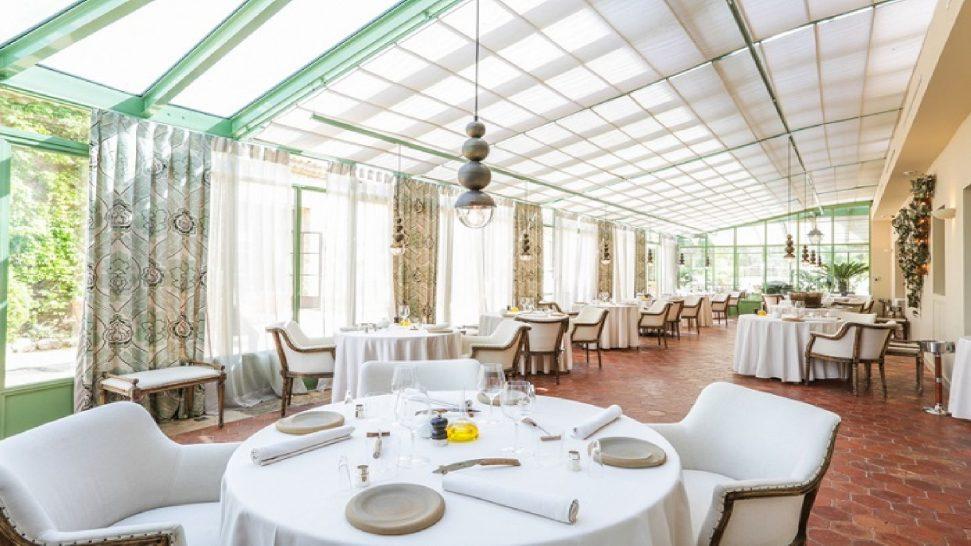 Chateau de Berne Restaurant
