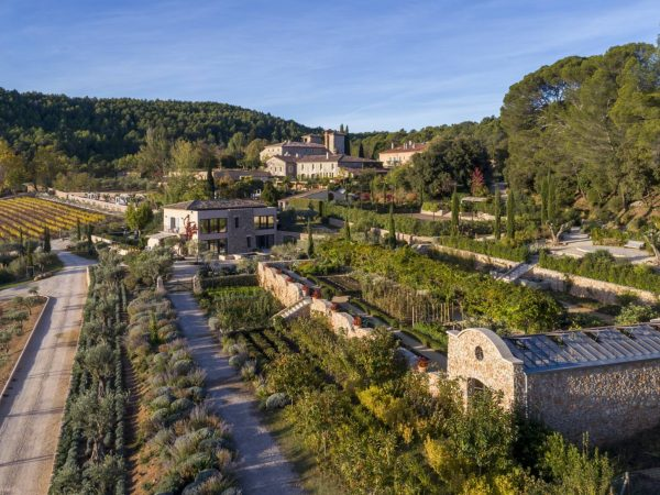Chateau de Berne Vineyards