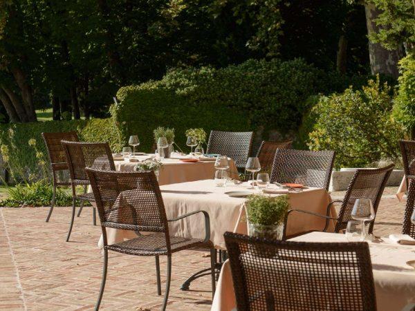 Chateaux Lago di Garda Villa Cordevigo BISTRO