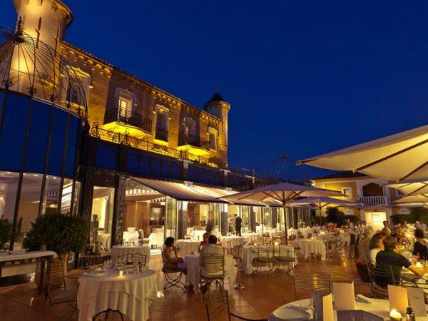 Chateau de la Messardiere L Acacia Gourmet Restaurant