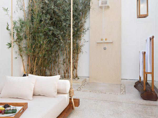 Como Uma Canggu Garden Patio Room