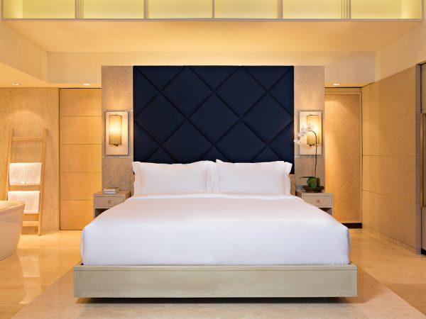 Como Uma Canggu Penthouse Bedroom