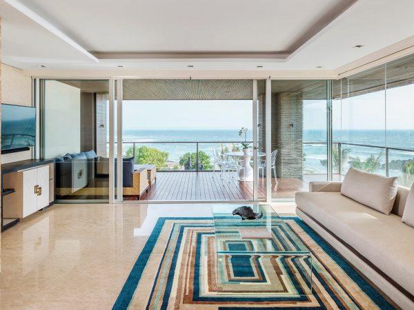 Como Uma Canggu Penthouse Living Room
