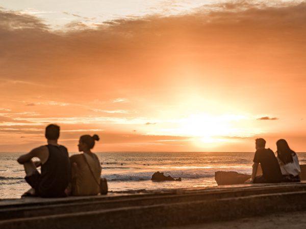 Como Uma Canggu Sunset View