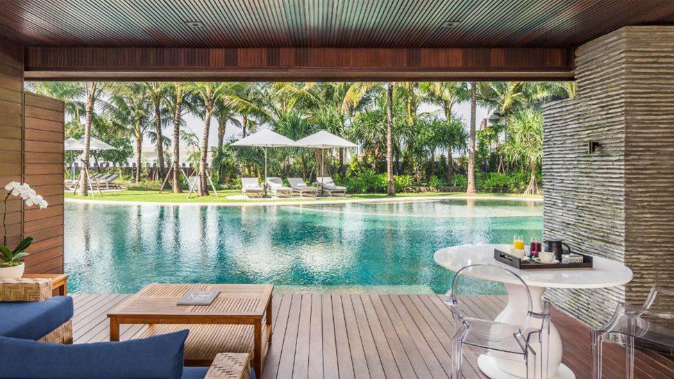 Como Uma Canggu Two-bedroom Lagoon Pool