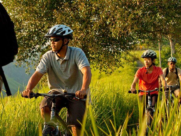 Como Uma Canggu tampaksiring biking and culture tour