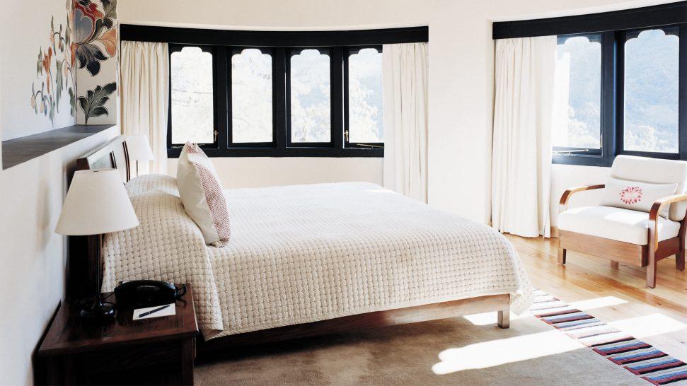 Como Uma Paro Suite Bedroom