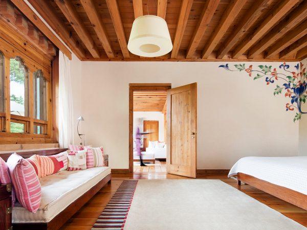 Como Uma Paro Villa Bedroom