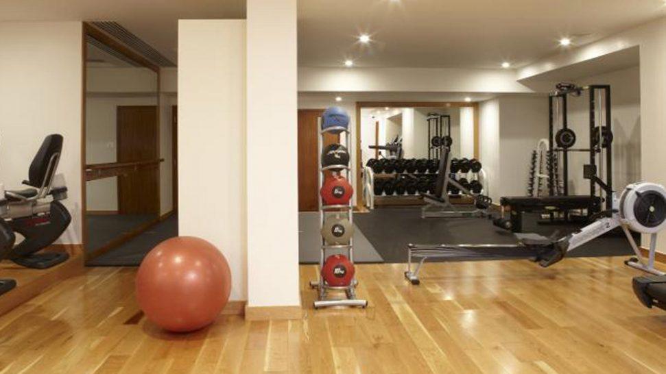 Como Uma Paro Gym