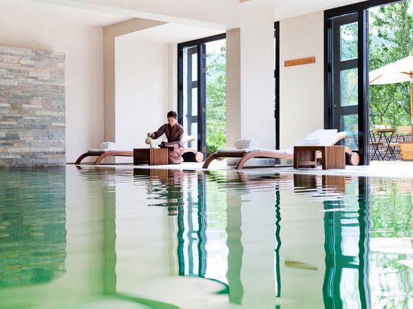 Como Uma Paro Indoor Pool
