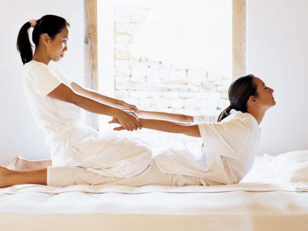 Como Uma Paro Spa Massage