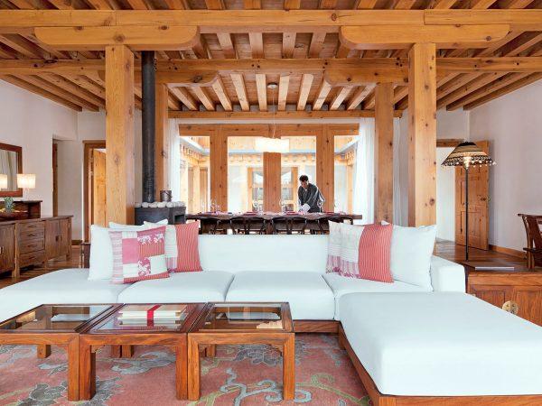 Como Uma Paro Villa Living Room