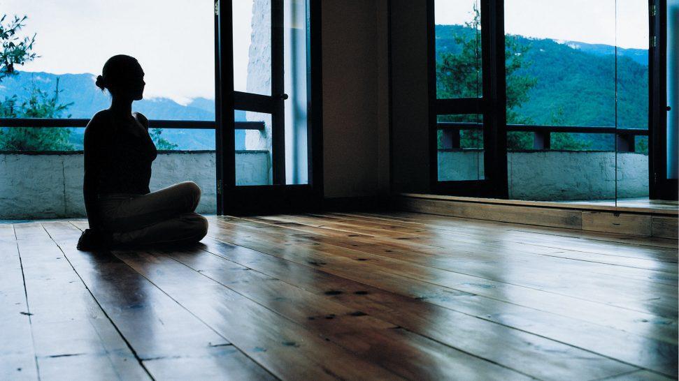 Como Uma Paro Yoga