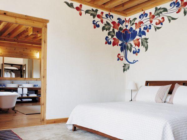 Como Uma-Paro forest view rooms