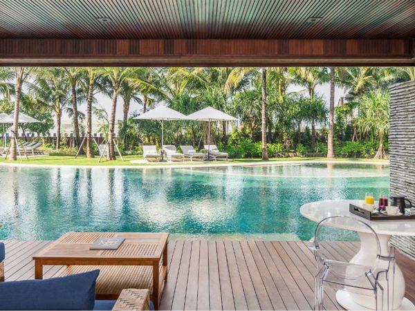 Como uma pool residences