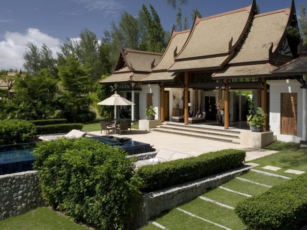 DoublePool Villas by Banyan Tree Outside View