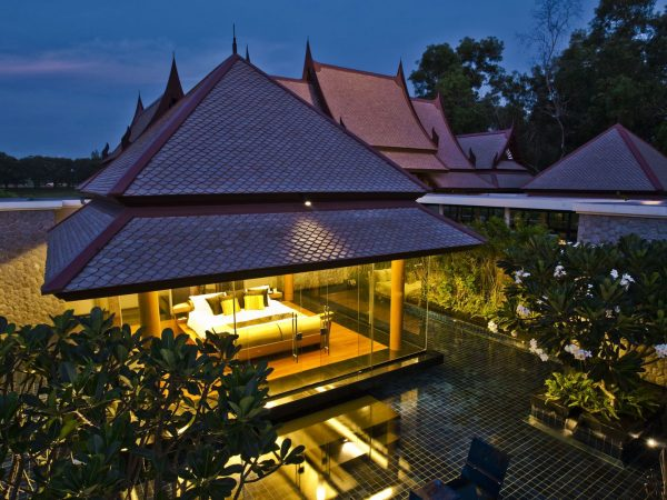 DoublePool Villas by Banyan Tree Overview