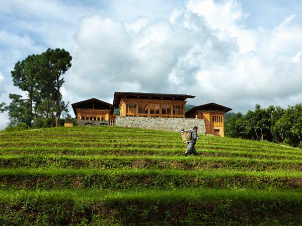 COMO Uma Punakha Exterior View