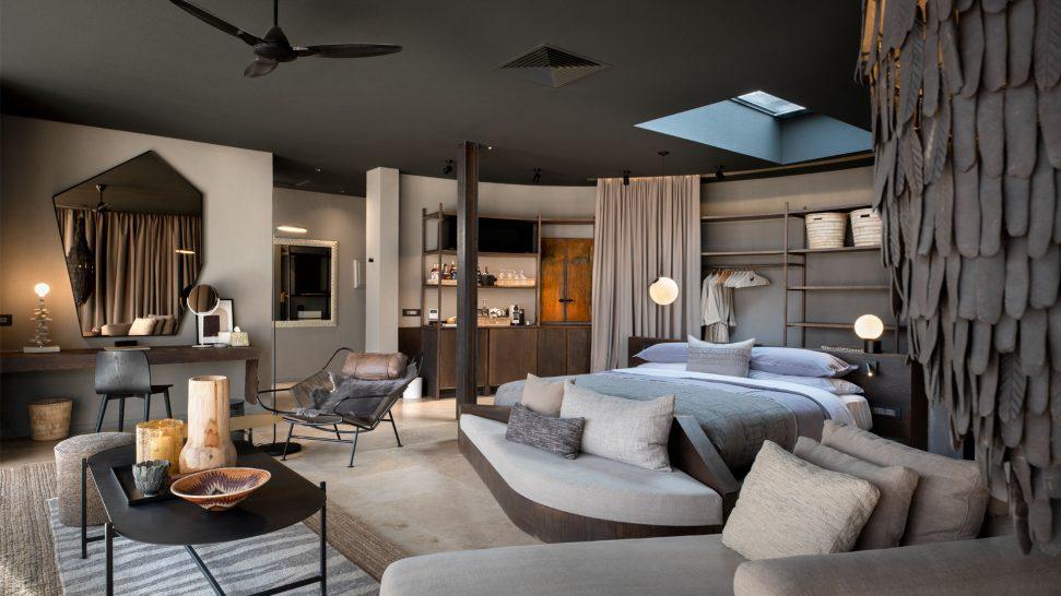 Guest suite andBeyond Sossusvlei