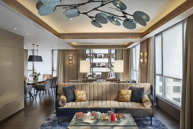 Hong Kong The Landmark Apartment Suite