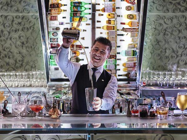 Hong Kong The Landmark MO Bar