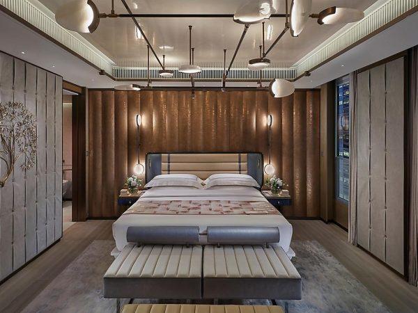 Hong Kong The Landmark Suite Bedroom