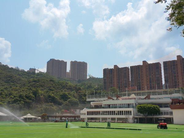 Hong Kong The Landmark sports