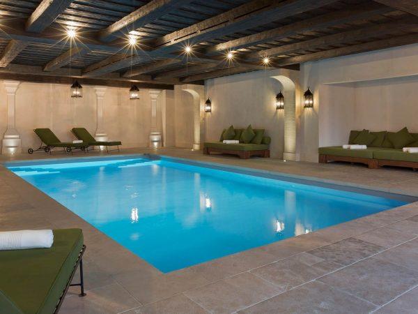 La Bastide De Gordes Spa Pool