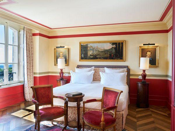 La Bastide De Gordes deluxe valley room